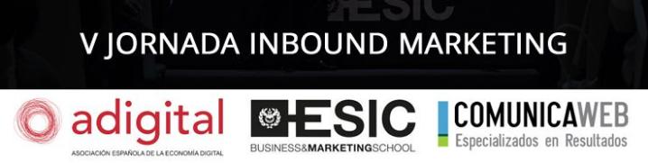 Jornada Inbound Marketing ESIC ADIGITAL Comunica-Web.com