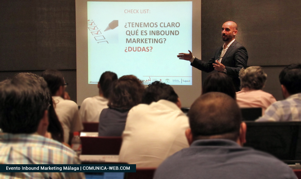 Evento Inbound Marketing en Málaga