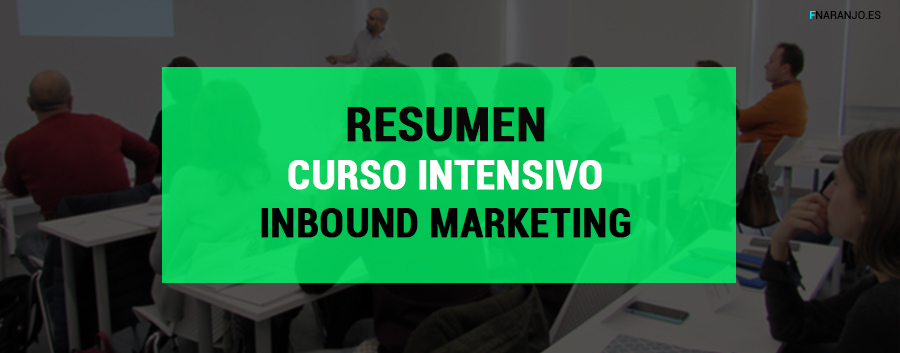 Curso Intensivo Inbound Marketing Sevilla
