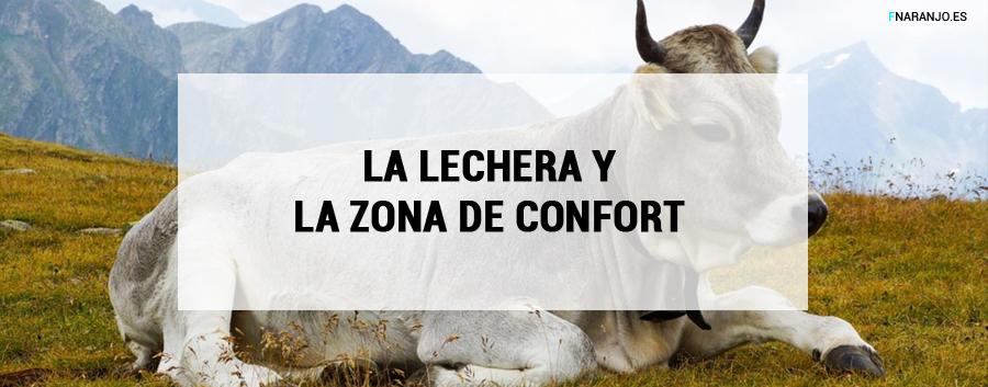 El cuento de la lechera y la zona de confort