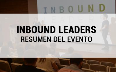 Inbound Leaders 2017, mucho Inbound Marketing en Madrid