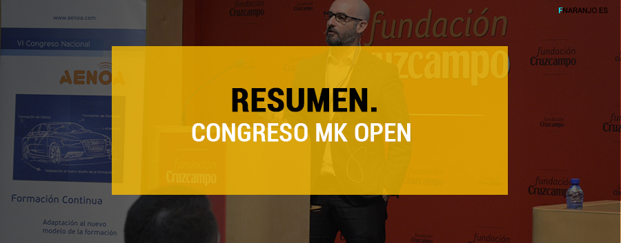 Ponencia: Los 6 porqués del Inbound Marketing. Congreso Marketing Open (AENOA)