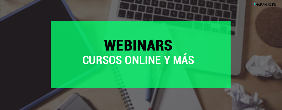 Próximos Webinars: Inbound Marketing y Transformación Digital