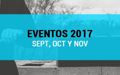 Calendario de eventos marketing, transformación digital, eCommerce…. 2017