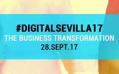#DigitalSevilla17 participación como Ponente en Transformación Digital + eCommerce