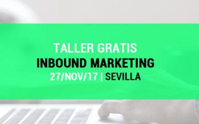 Metodología Inbound Marketing y marketing de contenidos. Curso gratis (Sevilla)