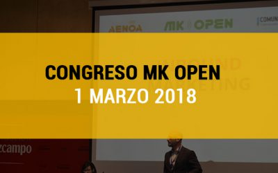 MK OPEN 2018: evento de marketing digital en Madrid