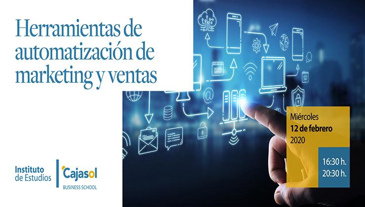 Acción Formativa Herramientas de Automatización de Marketing y Ventas