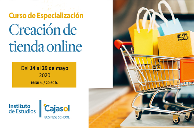 Curso de Especialización en Creación de tienda online