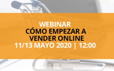 """Webinar: """"Ecommerce: cómo empezar a vender online"""""""